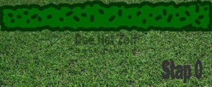 beregenen heggen en hagen stap 0